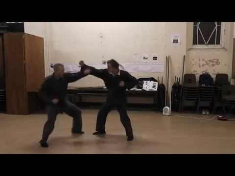 Bujinkan Taiken Dojo Keiko. Kukishinden Ryu Taijutsu. March 2014