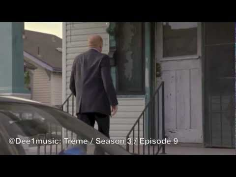 "Dee-1 ""Treme"" Season 3 Episode 9"