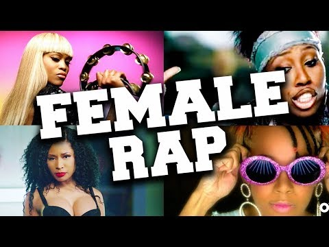 Top 50 Female Rappers of All Time