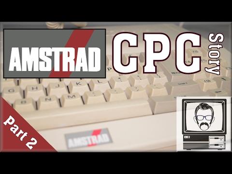 Amstrad CPC Story (Part 2) | Nostalgia Nerd