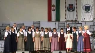 Vecses Hungary  city images : Népdalkör Balla Péter , Vecsés, Hungary, Folk song