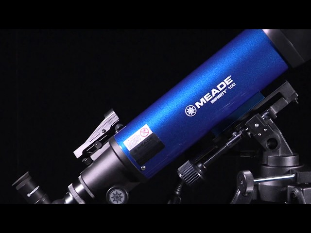 Meade Infinity 90 mm Altazimuth Refractor Telescope - 209005