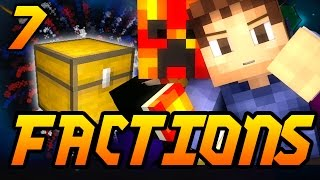 "Minecraft Factions ""EPIC ENVOY BATTLE!"" Episode 7 Factions w/ Preston and Woofless!"