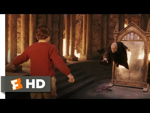 Harry Potter and the Sorcerer's Stone (5/5) Movie CLIP - The Last Temptation (2001) HD
