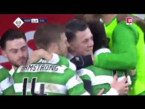 Rangers 1 Celtic 2 - All Goals and Highlights HD - Old Firm Derby 2016 - 31.01.2016
