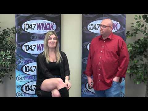 Ashley Allen stops by WNOK