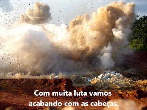 Detonações realizadas em Xambioá - TO / Mina do Zuza e MVA