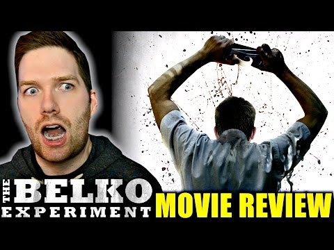 The Belko Experiment - Movie Review