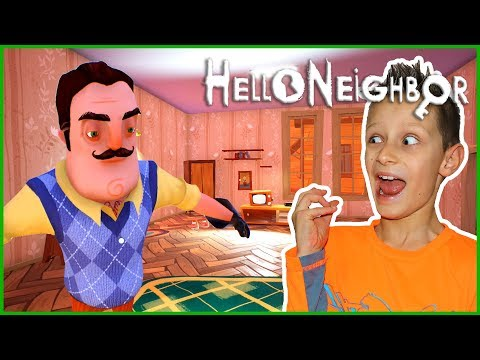 Electronics Replaced For Glue   Hello Neighbor
