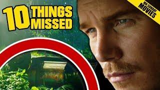 Video JURASSIC WORLD: FALLEN KINGDOM Official Trailer Breakdown - Things Missed & Easter Eggs MP3, 3GP, MP4, WEBM, AVI, FLV April 2018