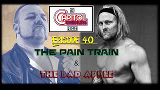 Nonton The Capitol Wrestling Podcast Episode 40  The Pain Train   The Bad Apple Film Subtitle Indonesia Streaming Movie Download