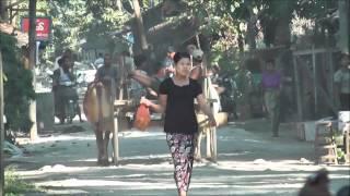 Ngapali Myanmar  city photos : Life moments at Ngapali Beach , west Myanmar (Burma)