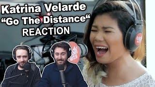 "Video ""Katrina Velarde - Go The Distance"" Reaction MP3, 3GP, MP4, WEBM, AVI, FLV Juli 2018"