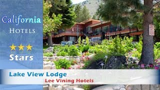 Lee Vining (CA) United States  City new picture : Lake View Lodge, Lee Vining Hotels - California