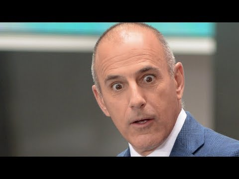 Matt Lauer Creepy Interviews With Anne Hathaway & Sandra Bullock Goes Viral