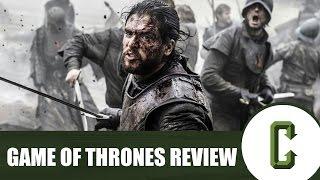 Game of Thrones Season 6 Review Part 1 - Jon Snow, Sansa, Bran, Ramsey Bolton, Sam by Collider