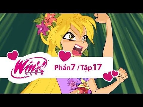 Winx Club - Winx Công chúa phép thuật - Phần 7 Tập 17 [trọn bộ] - Thời lượng: 22 phút.