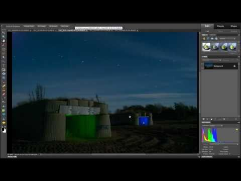 Long exposure tutorial: night photography