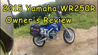 7. Yamaha WR250R Owner's Review