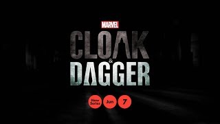 VIDEO: Marvel's CLOAK & DAGGER – Sneak Peek Exclusively on Freeform