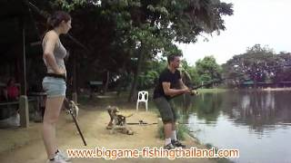 Romano&Jolien On Tour Fishing Chiang Mai