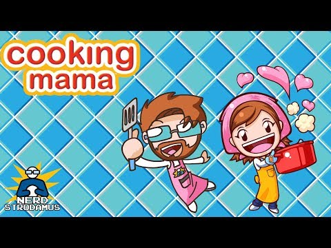 Cooking Mama: Cook Off - Cooking With Mama (Mother's Day Special)