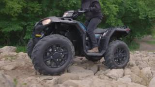 6. 2016 Polaris / Sportsman 850 SP vs. Yamaha Grizzly EPS