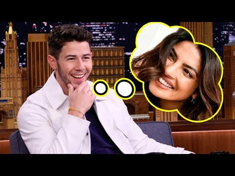Nick Jonas EXCITED About LIFE With Priyanka Chopra