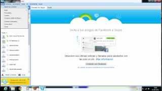 Como Conectar Skype Con Facebook