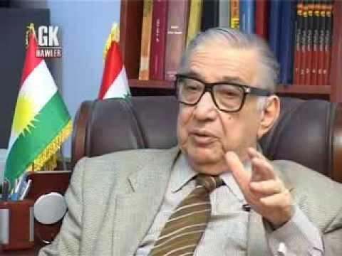 ahmad chalabi life GK TV حياه احمد جلبيpart two