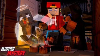 Download Lagu Minecraft MURDER MYSTERY???? - MY BABY BROTHER IS DEAD, BUT WHO KILLED HIM?? Mp3