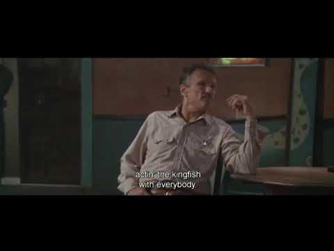 Lone Star (1996) Movie Scene || Stunning Kris Kristofferson | Threatening Whole Bar || HD