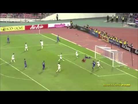 Hilight thai 2 - 2 iraq