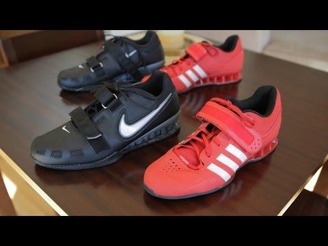 Nike Romaleo vs Adidas Adipower
