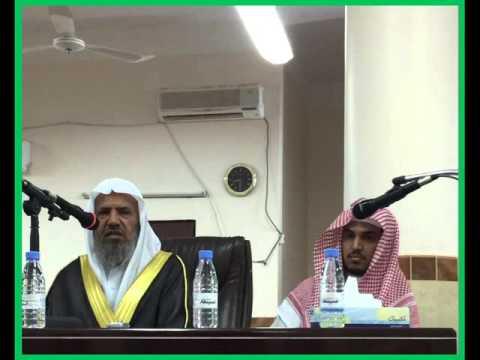 (نعمة الأمن والصحة) - محاضرة في الجامع الكبير بمركز مشاش عوض عشاء السبت 9-7-1437هـ