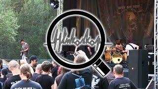 Video Ahumado Granujo @ Gothoom Open Air Fest 7. (22.7.2016)