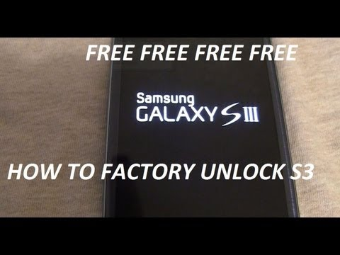 to unlock Samsung Galaxy S III SGH-i747m from Rogers by Unlock Code