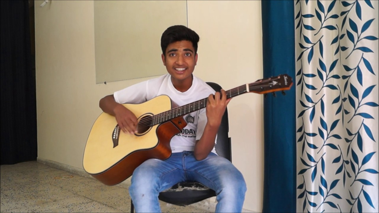 GUITAR AND SINGING TUTORIALS ON BOLLYWOOD SONGS