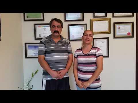 Şerif Hayta - Belde Kanal Darlığı - Prof. Dr. Orhan Şen