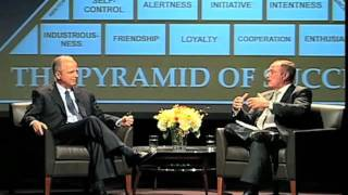 Peter Ueberroth Discusses Leadership With Al Michaels: John Wooden Global Leadership Award Dinner