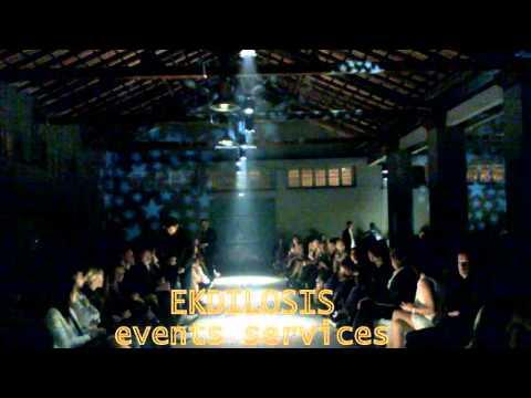 ekdilosis events services eksoplismos ekdhlwshs