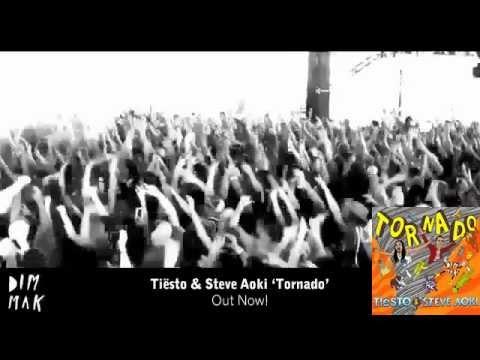 Tornado - DJ Tiesto (Video)