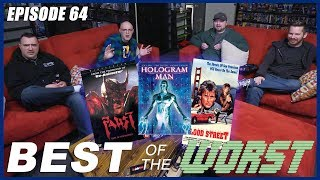 Video Best of the Worst: Hologram Man, Faust, and Blood Street MP3, 3GP, MP4, WEBM, AVI, FLV Mei 2018