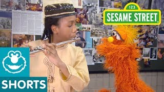 Join Murray and Ovejita at Music School to learn something new! What are some of the different instruments you would like to play?--Subscribe to the Sesame Street Channel here: http://www.youtube.com/subscription_center?add_user=SesameStreet For more fun games and videos for your preschooler in a safe, child-friendly environment, visit us at http://www.sesamestreet.org Sesame Street is a production of Sesame Workshop, a nonprofit educational organization. The Workshop produces Sesame Street programs, seen in over 150 countries, and other acclaimed shows, including The Electric Company.  Beyond television, the Workshop produces content for multiple media platforms on a wide range of issues including literacy and numeracy, emotional wellbeing, health and wellness, and respect and understanding.  Learn more at http://www.sesamestreet.org.