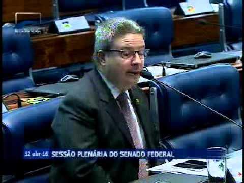 """Senador Antonio Anastasia fala sobre """"herança maldita"""" dos governos do PT"""