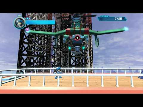 footage - The latest Mighty No. 9 gameplay footage shown at PAX 2014! PAX2014で上映された、Mighty No. 9 の最新映像をお届けします!