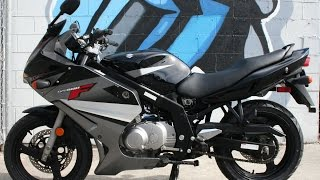 7. 2009 Suzuki GS500F ...Great Entry Level Sport Bike!