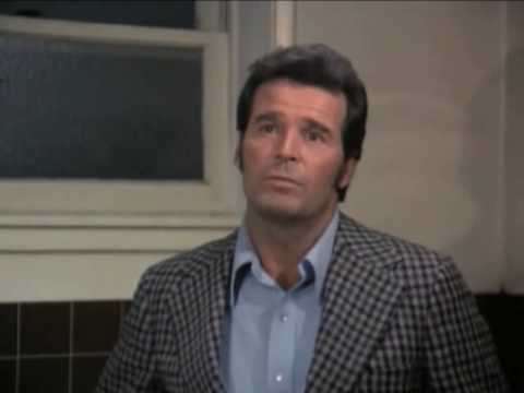 Jim Rockford ­­in The Rockford Files