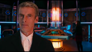 With his newly decorated TARDIS, new clothes and new regeneration The Doctor returns for Clara. Taken from Doctor Who Series...