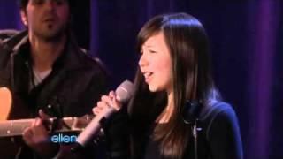 Ellen Features an Amazing 11-Year-Old Singer